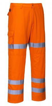 Hi-Vis Three Band Combat Trousers (RT49)