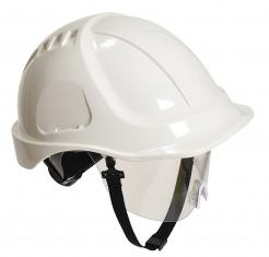 hard hat with integrated face shield singapore