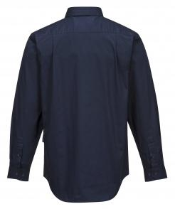Adelaide Lightweight Long Sleeve Closed Front Shirt