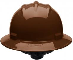 Bullard Safety Helmet S71 Chocolate Brown Singapore
