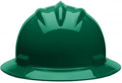 Bullard Safety Helmet S71 Forest Green