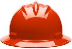 Bullard Safety Helmet S71 Hi Viz Orange
