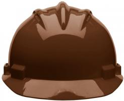 Bullard S62 Hard Hat Chocolate Brown