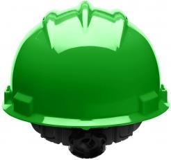 Bullard S62 Hard Hat Hi Viz Green