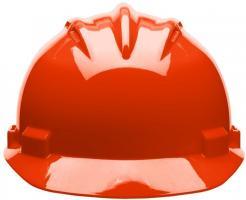 Bullard S62 Hard Hat Hi Viz Orange