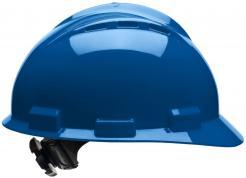 Bullard S62 Hard Hat Kelly Blue