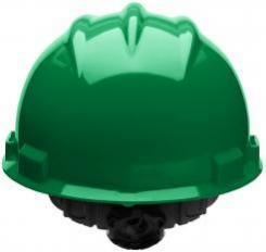 Bullard S61 Green Helmet