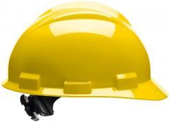 Bullard S61 Yellow Helmet