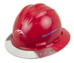 Bullard Aboveview Hard Hat