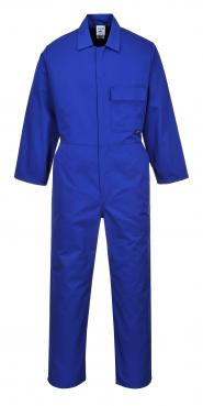 Royal Blue Coverall