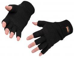 Fingerless Knit Insulatex Glove Singapore