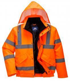 orange hi vis bomber jacket singapore