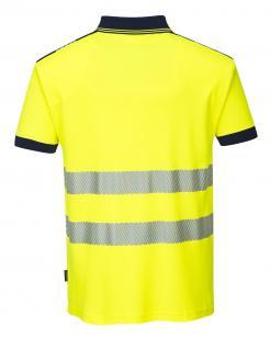 PW3 Hi-Vis Polo Shirt