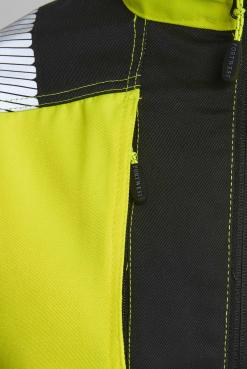 Yellow Hi-Vis Work Jacket