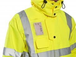 hi vis winter work jackets