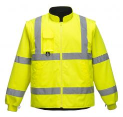 hi vis jacket with removable lining singapore