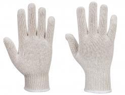 String Knit Liner Gloves