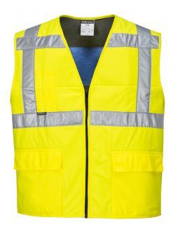 High Vis Cooling Vest