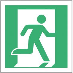 E002 Emergency exit (right hand)