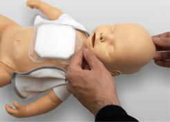 cpr baby mannequin singapore