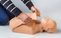 Replacement Chest Skin for Practi-Man Advance CPR Manikin
