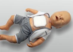 Disposable Lung for Practi-Baby Infant CPR Manikin