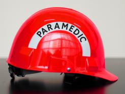 Bullard Advent® A2 Red Helmet