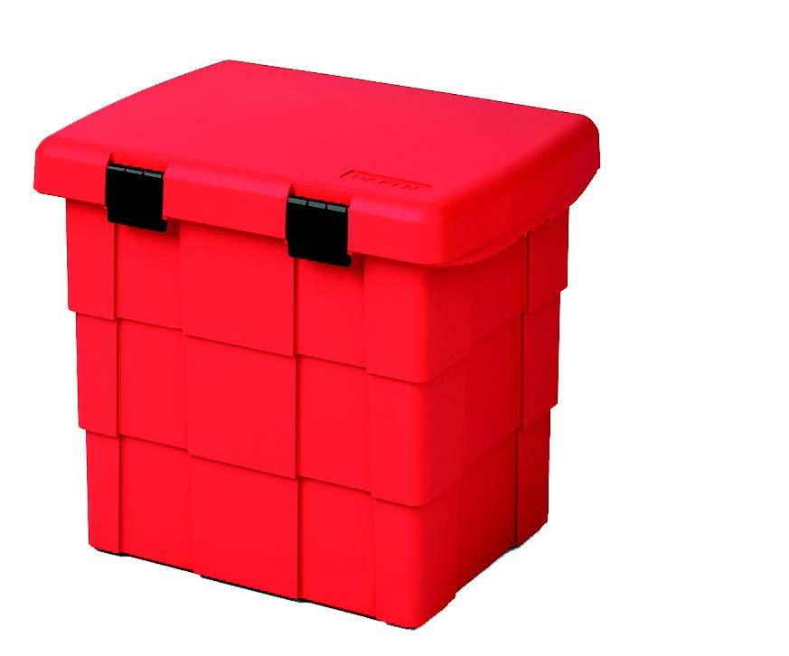 Northrock Safety / Firechief Storage Box Grit Bin ...