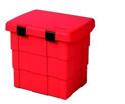 Firechief Storage Box/Grit Bin Red