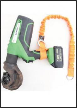 Stretch Lanyard for Connecting Heavy Tools Singapore