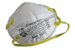 3M™ N95 Disposable Particulate Respirator 8210