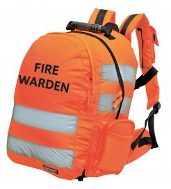 Fire Warden Bag