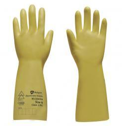 Electricians Gloves Latex Insulating Glove Class 0