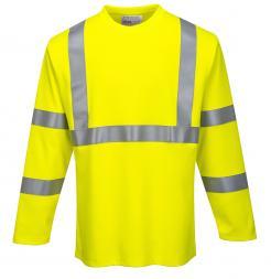 FR Hi-Vis Long Sleeve T-Shirt