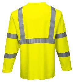 FR Hi-Vis Long Sleeve T-Shirt Singapore