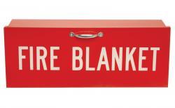 Fire Blanket Kit Junkin JSA-1000-W singapore