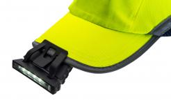 rechargeable cap light
