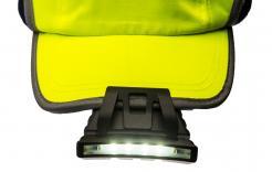 LED ball cap light