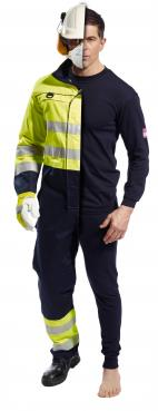 Hi-Vis Multi-Norm Coverall Singapore