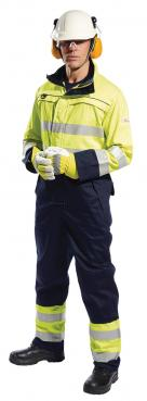 Hi-Vis Multi-Norm Coverall