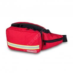 Elite Bags Waist First Aid Bag Red