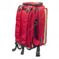 Elite Bags Emergency's CRITICAL'S Advanced Life Support Bag Red