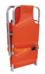 Emergency Stretcher with Wheels and Adjustable Backrest Ferno Model 9 (Ferno 9)