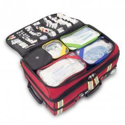 wheeled medical bag