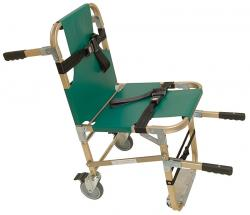 Evacuation Chair w/ Four Wheels Junkin (JSA-800-W)