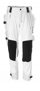 MASCOT® ADVANCED Trousers with Kneepad Pockets and Holster Pockets (17031-311)