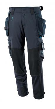 MASCOT® ADVANCED Trousers with Kneepad Pockets and Holster Pockets