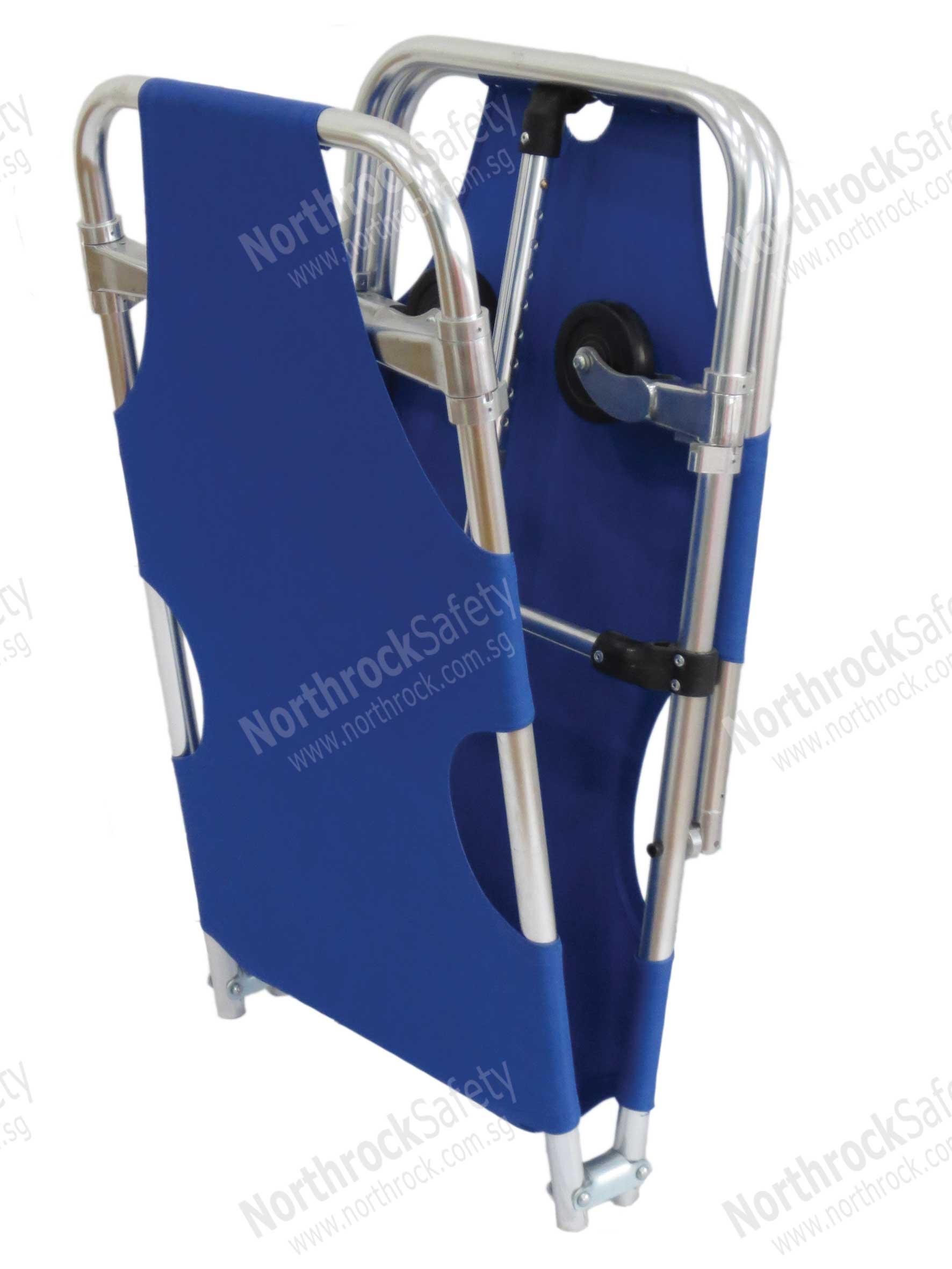 Northrock Safety Foldable Stretcher W Adjustable