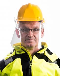 Portwest Helmet Screen