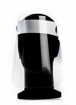 300 Micron APET Face Shield